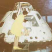 Encountering the Spaceship: Remembering Roger Chaffee